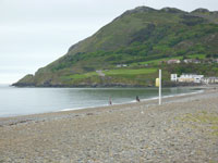 Bray beach and Bray Head